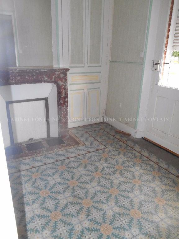 Venta  casa Crevecoeur le grand 137000€ - Fotografía 5