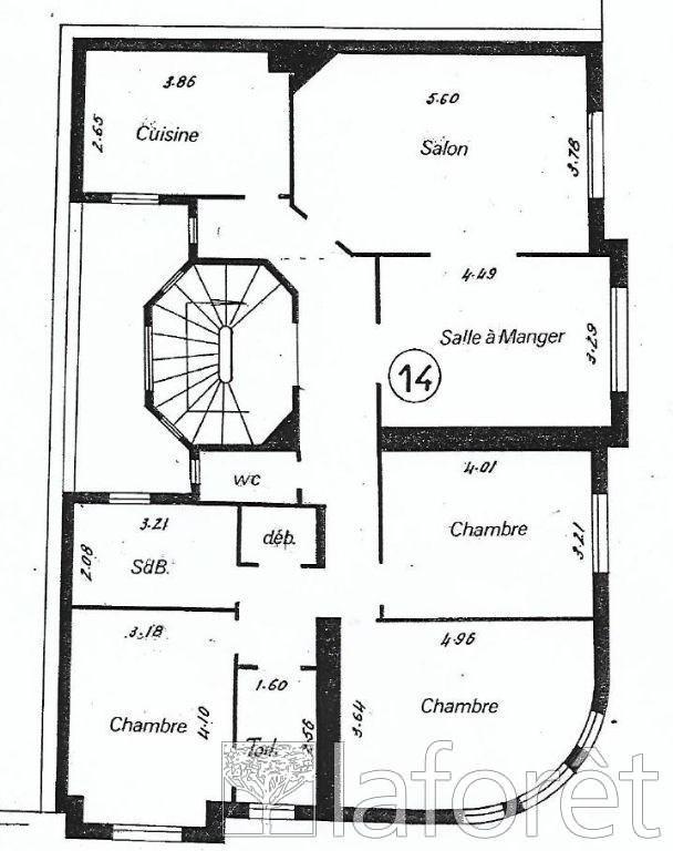 Vente de prestige appartement Levallois perret 1195000€ - Photo 3