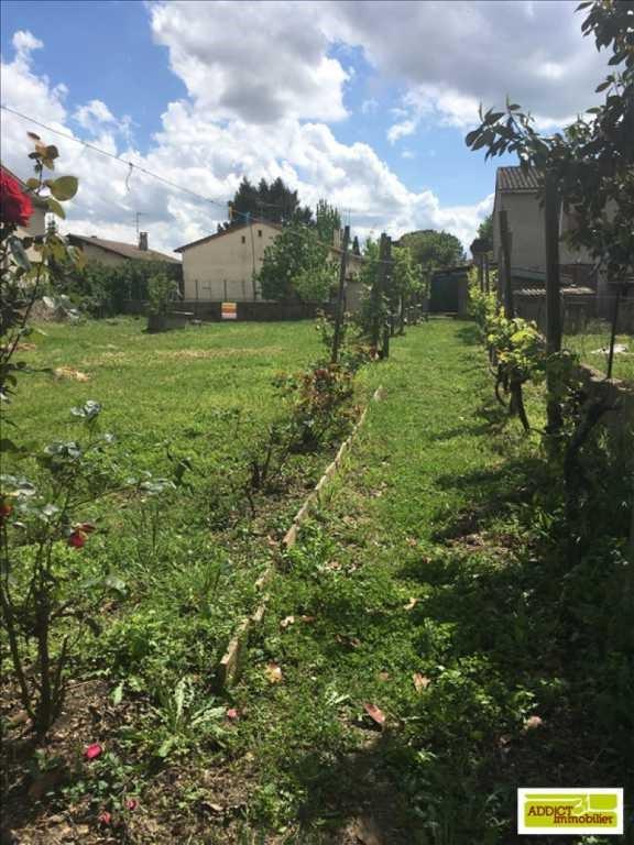 Vente terrain Bessieres 130000€ - Photo 1
