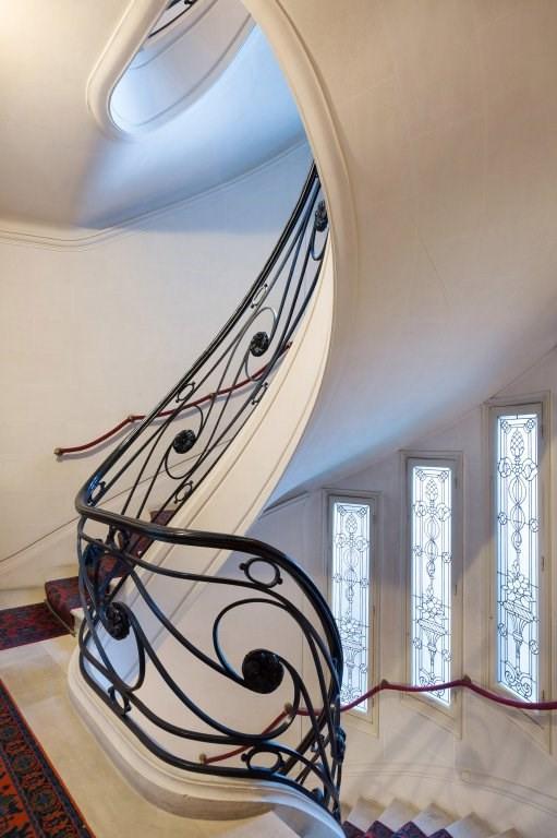 Revenda residencial de prestígio apartamento Paris 16ème 2350000€ - Fotografia 13