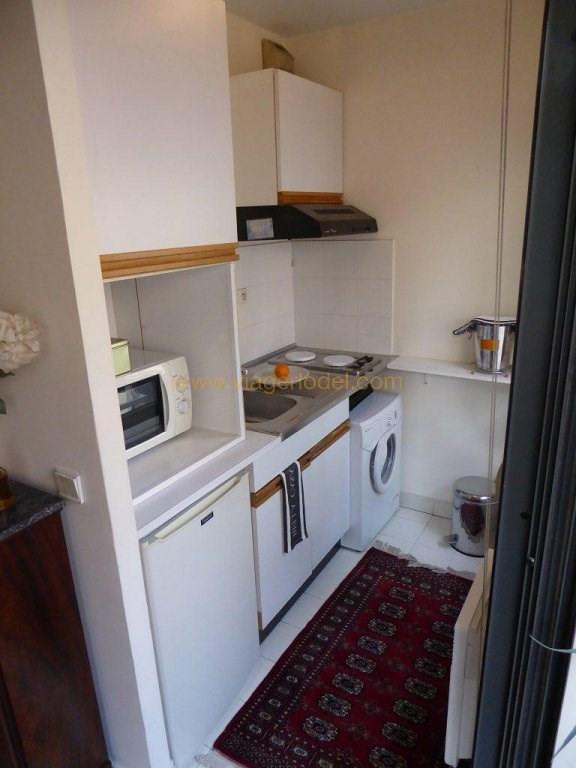 Vendita nell' vitalizio di vita appartamento Cannes 110000€ - Fotografia 4