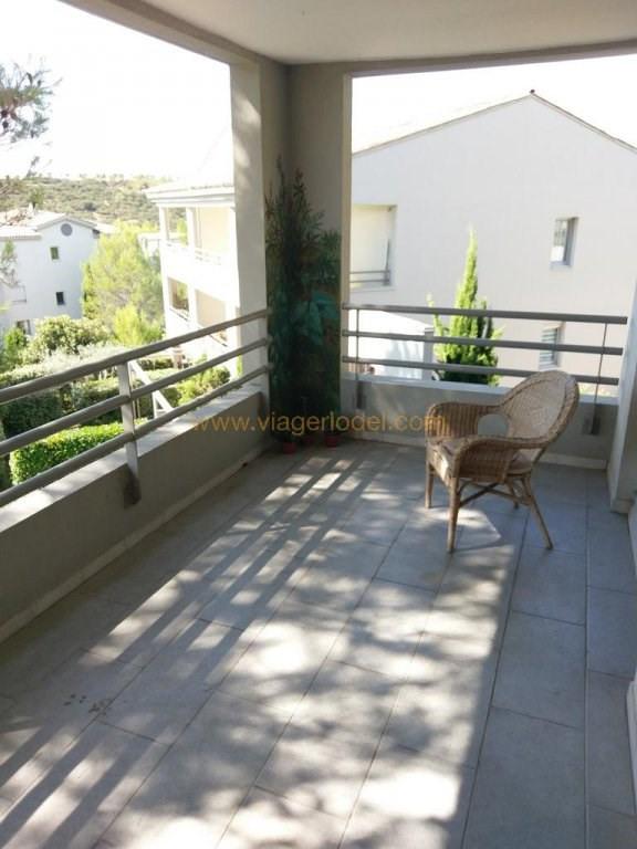 Verkauf auf rentenbasis wohnung Nîmes 40000€ - Fotografie 3