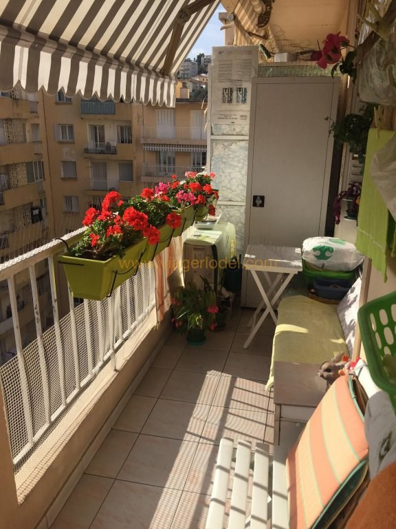 Viager appartement Nice 99 900€ - Photo 1