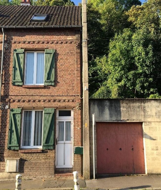 Sale house / villa Beauvais 127000€ - Picture 1