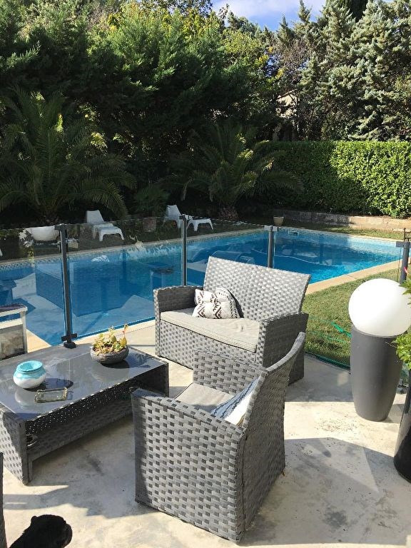 Verkauf von luxusobjekt haus Villeneuve les avignon 740000€ - Fotografie 3