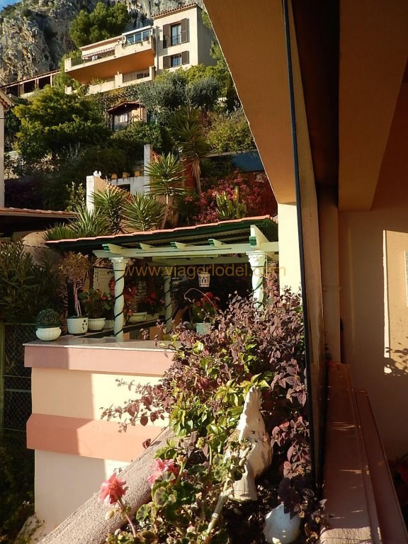 Viager appartement Roquebrune-cap-martin 470000€ - Photo 2