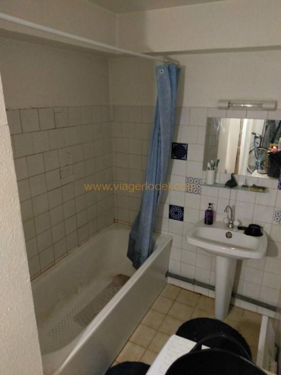 Verkauf auf rentenbasis wohnung Nîmes 28000€ - Fotografie 4