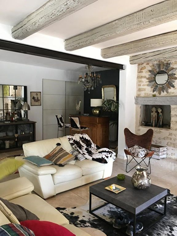 Verkauf von luxusobjekt haus Villeneuve les avignon 740000€ - Fotografie 5