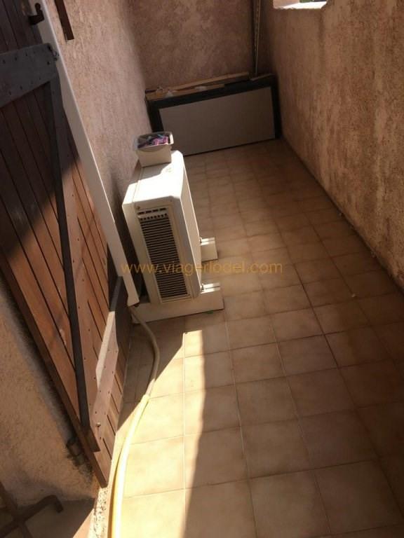 Vitalicio  casa Le pradet 75000€ - Fotografía 8
