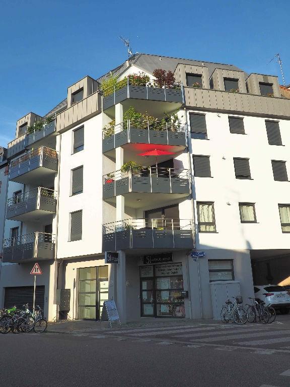 Rental apartment Strasbourg 660€ CC - Picture 8