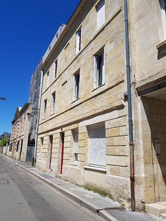 Appartement bordeaux - 1 pièce (s) - 19.21 m²