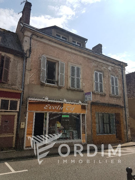 Vente immeuble St amand en puisaye 69000€ - Photo 1