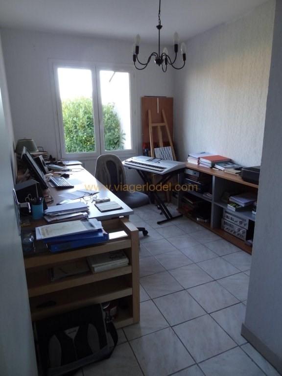 Verkauf auf rentenbasis haus Carcassonne 77600€ - Fotografie 8
