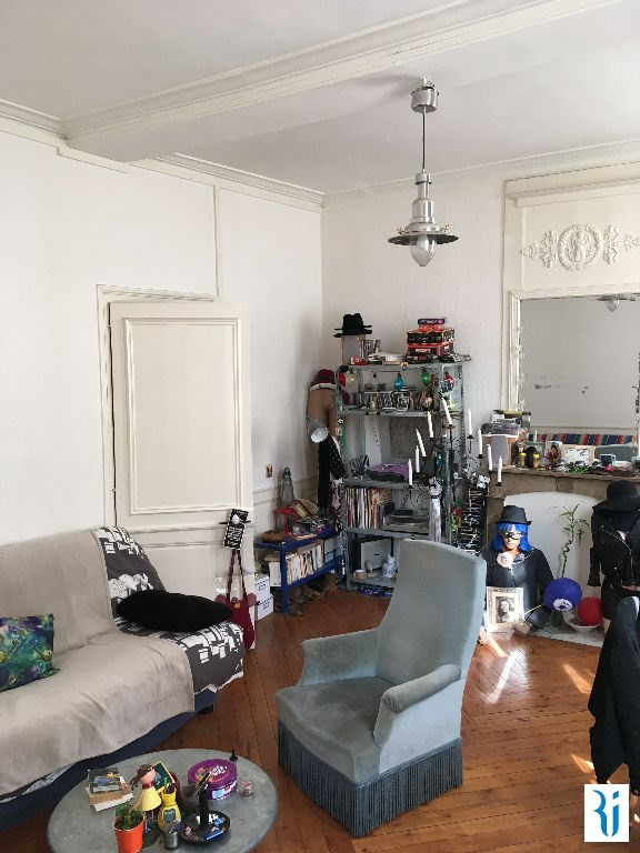 Venta  apartamento Rouen 178000€ - Fotografía 2