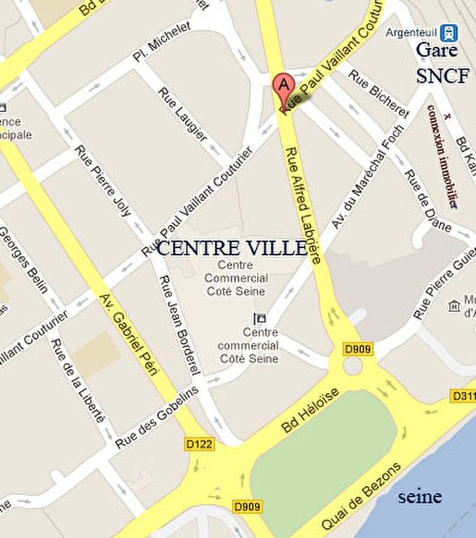 Location bureau Argenteuil 400€ CC - Photo 3
