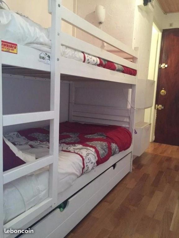 Vendita appartamento Auron 108000€ - Fotografia 3