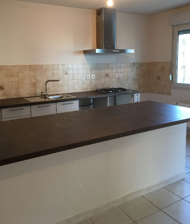 Location appartement Bourgoin jallieu 750€ CC - Photo 1