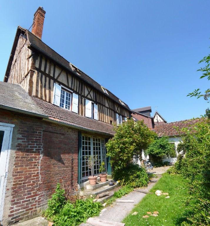 Vente maison / villa Saint-clair-sur-epte 315000€ - Photo 11
