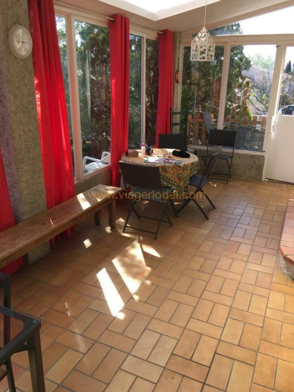 Verkauf auf rentenbasis haus Vinon-sur-verdon 120000€ - Fotografie 3
