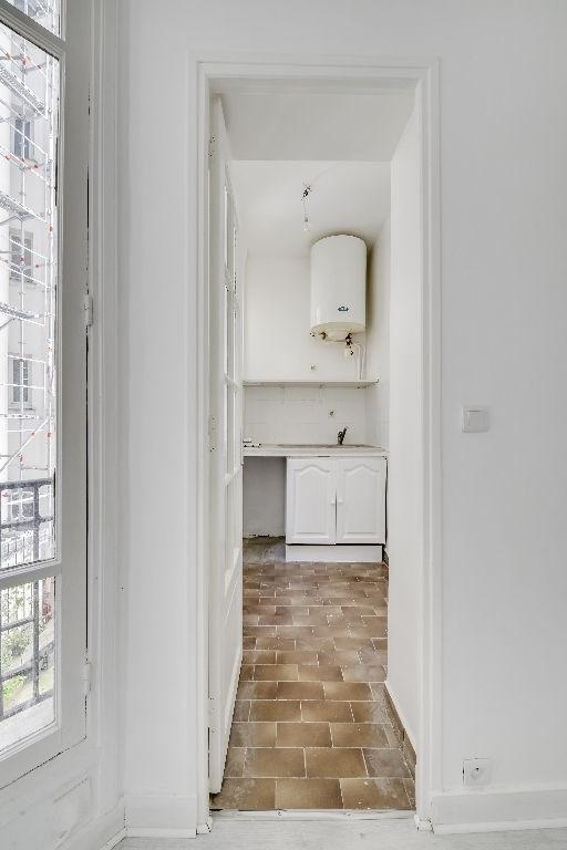 Vente appartement Paris 15ème 295000€ - Photo 9