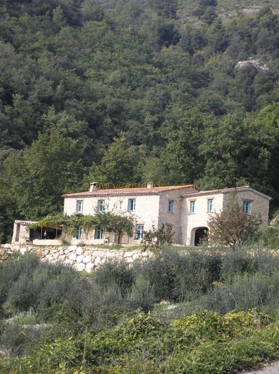 Vendita nell' vitalizio di vita casa Tourrettes-sur-loup 265000€ - Fotografia 5