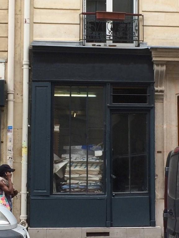 Commercial property sale shop Paris 11ème 365000€ - Picture 2