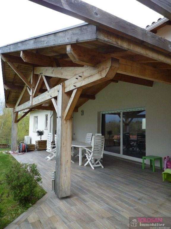 Vente de prestige maison / villa Montgiscard coteaux 486000€ - Photo 6