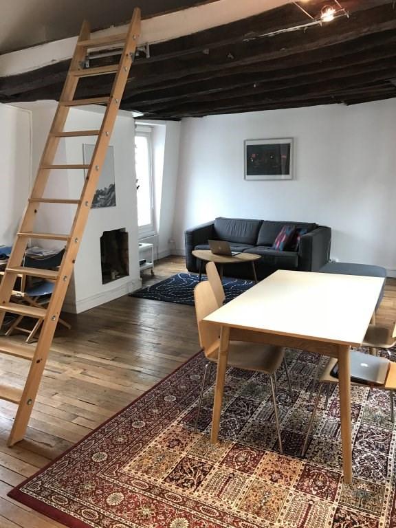 Location appartement Paris 3ème 1549€ CC - Photo 1