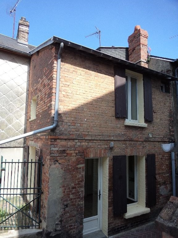 Vente maison / villa Pont audemer 67500€ - Photo 1