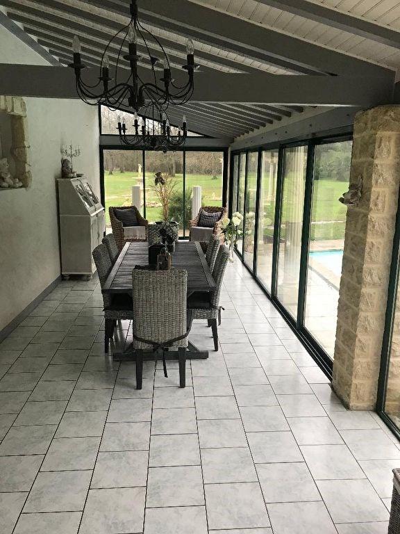 Venta  casa Breuil magne 472500€ - Fotografía 5