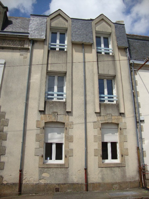 Location appartement Pont l abbe 480€ CC - Photo 1