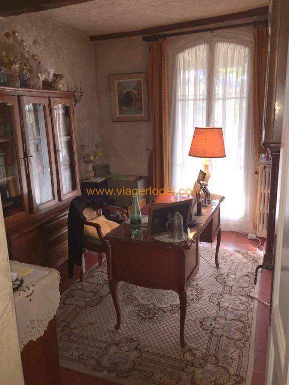 Vendita nell' vitalizio di vita casa Cagnes-sur-mer 169000€ - Fotografia 7