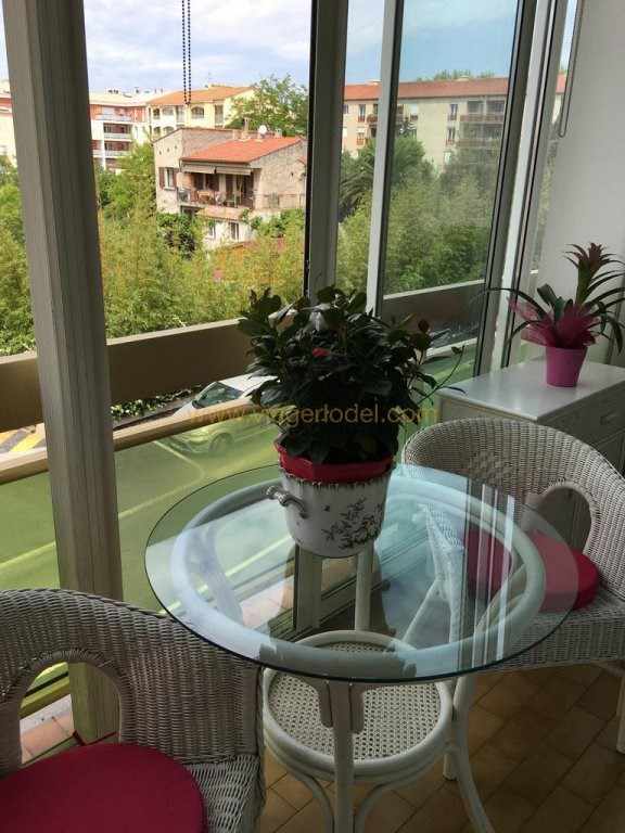 Life annuity apartment Six-fours-les-plages 47 500€ - Picture 1