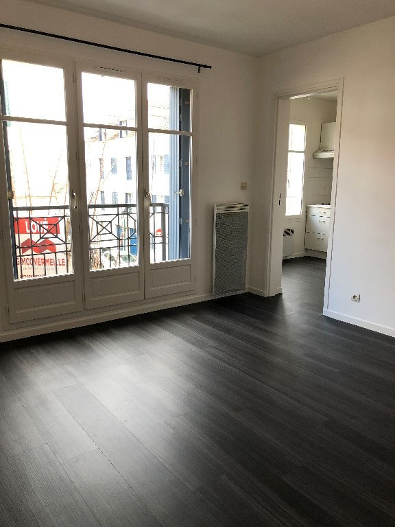 Location appartement Carrieres sous poissy 595€ CC - Photo 1