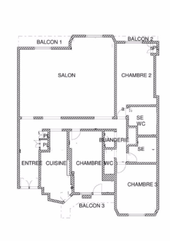 Deluxe sale apartment Paris 16ème 1329000€ - Picture 3