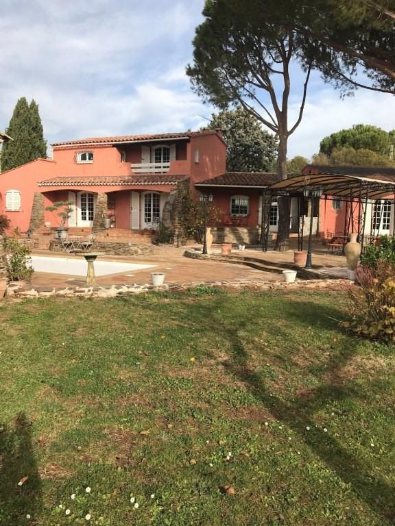 Deluxe sale house / villa Solliès-pont 852800€ - Picture 2