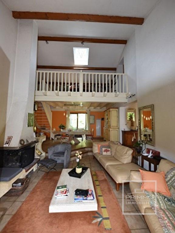 Deluxe sale house / villa Lissieu 475000€ - Picture 5
