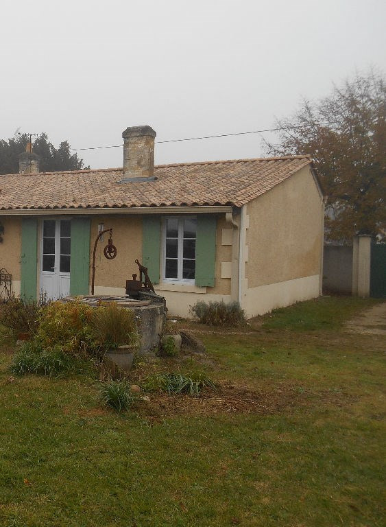 Sale house / villa Ayguemorte les graves 106000€ - Picture 1