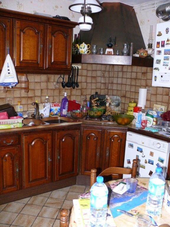 Vendita nell' vitalizio di vita appartamento Clermont-ferrand 55000€ - Fotografia 13