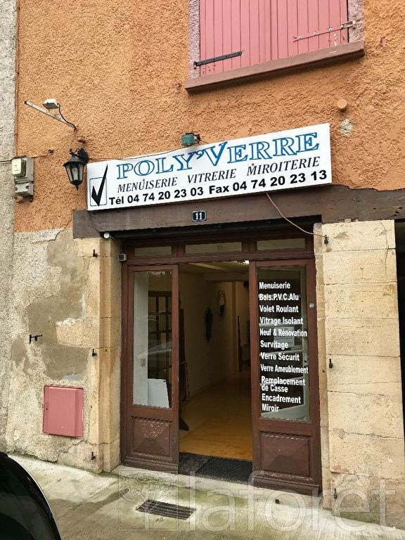 Vente local commercial La cote saint andre 55 000€ - Photo 1