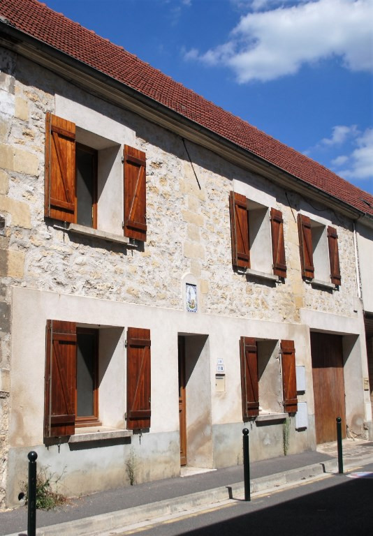 Maison centre ville de Viarmes