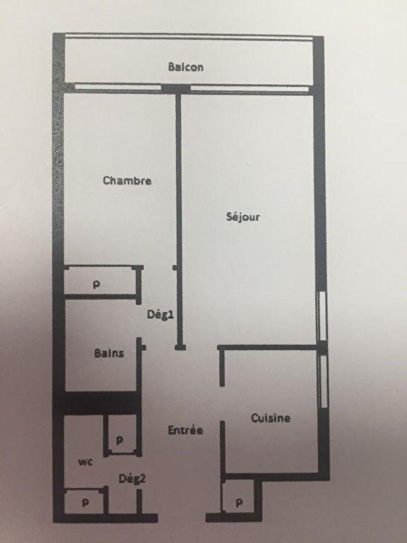 Verkoop  appartement Paris 15ème 378000€ - Foto 3