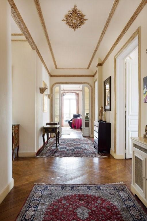 Revenda residencial de prestígio apartamento Paris 16ème 2090000€ - Fotografia 9