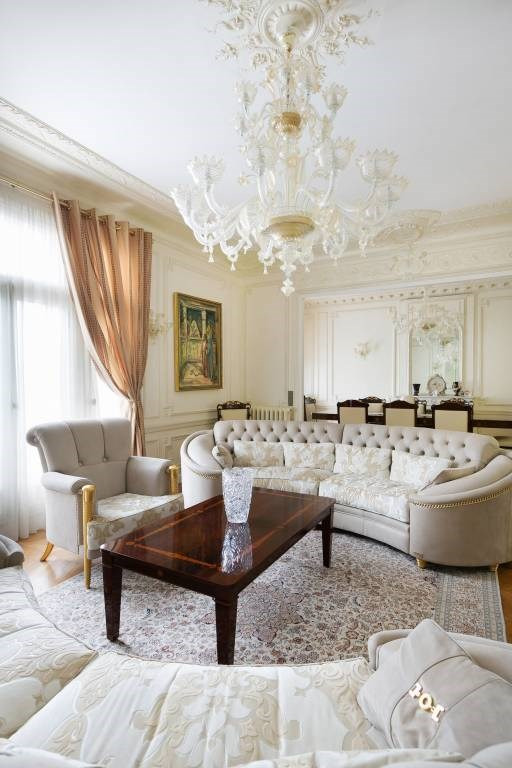 Revenda residencial de prestígio apartamento Paris 8ème 3650000€ - Fotografia 12