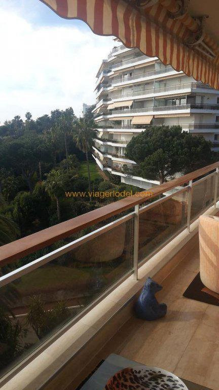 Vitalicio  apartamento Golfe-juan 230000€ - Fotografía 27