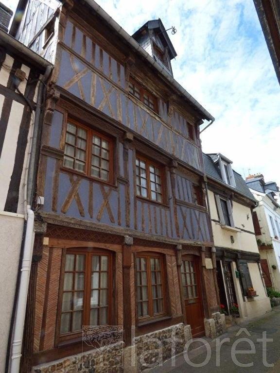 Vente maison / villa Pont audemer 92500€ - Photo 1