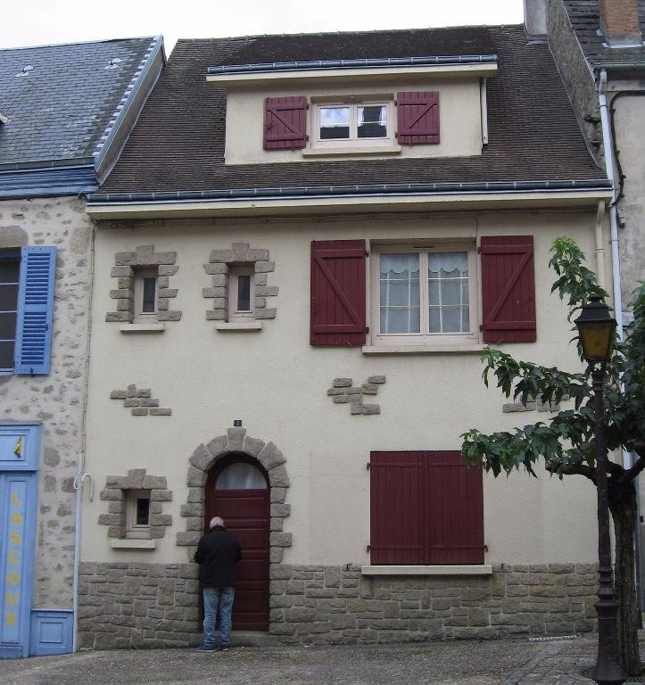 Vente maison / villa Benevent l abbaye 79000€ - Photo 2