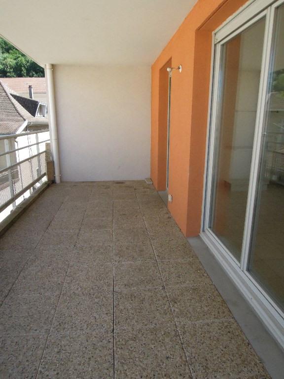 Rental apartment Bourgoin jallieu 700€ CC - Picture 1