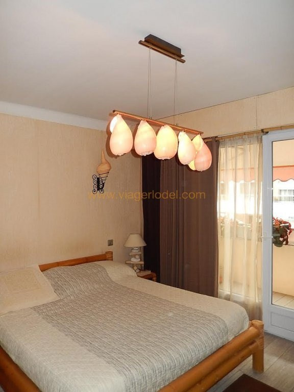 Vendita nell' vitalizio di vita appartamento Roquebrune-cap-martin 63000€ - Fotografia 4