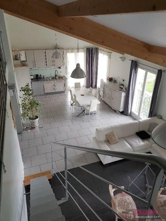 Vente maison / villa Baziege 439000€ - Photo 2